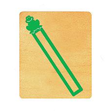 Ellison Prestige SureCut Bookmark With Frog