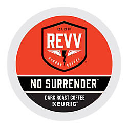 REVV No Surrender K Cup Pods