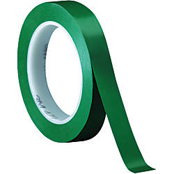 3m 471 Vinyl Tape 3 Core 0 75 X 36 Yd Green Case Of 48 By