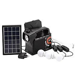 Technical Pro SOLARBOX9 SpeakerPower Bank Black