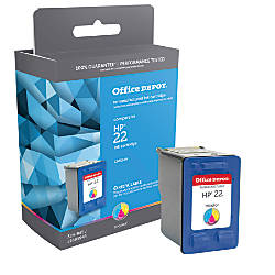 Office Depot Brand OD222 HP 22