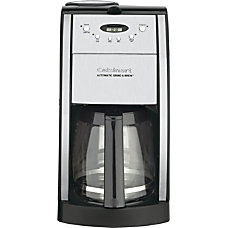 Cuisinart Grind Brew DGB 550BK Coffee