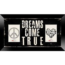 PTM Images Photo Frame Dreams Come
