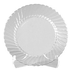 Classicware Clear Plastic Plates 9 Pack