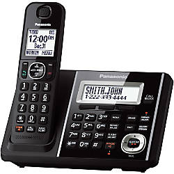 Panasonic DECT 60 Cordless Phone With