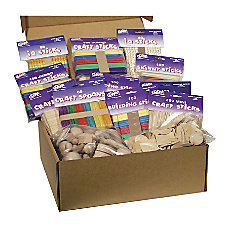 Chenille Kraft Woodcraft Class Kit