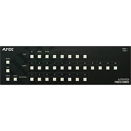 AMX Precis SD AVS-PR-1204-560SD Video Switch