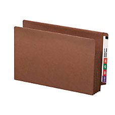 Smead TUFF End Tab File Pockets