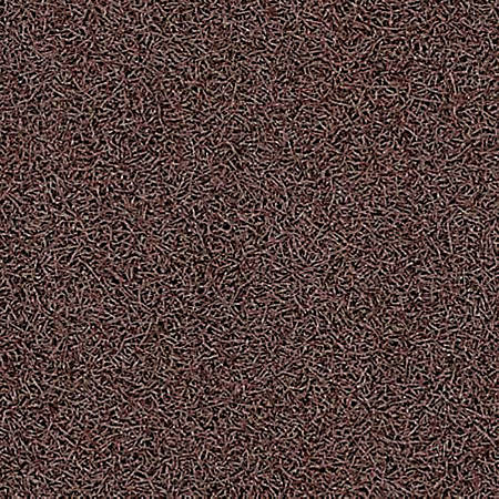 "The Andersen Company Brush Hog Floor Mat, 36"" x 240"", Brown Brush"