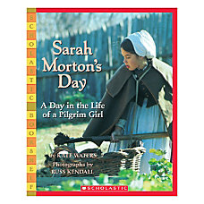 Scholastic Sarah Mortons Day A Day