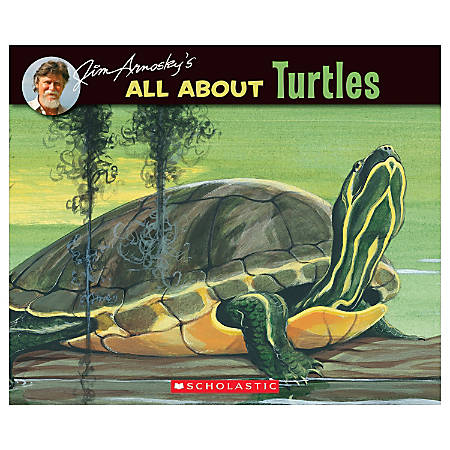 Scholastic All About Turtles, Grade 2