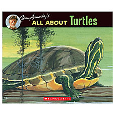 Scholastic All About Turtles Grade 2