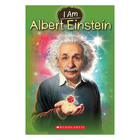 Scholastic Albert Einstein