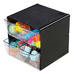 Deflect O Stackable Cube With 4