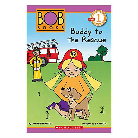 Scholastic Readers Bob Books Buddy To The Rescue, Level 1
