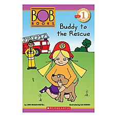 Scholastic Readers Bob Books Buddy To