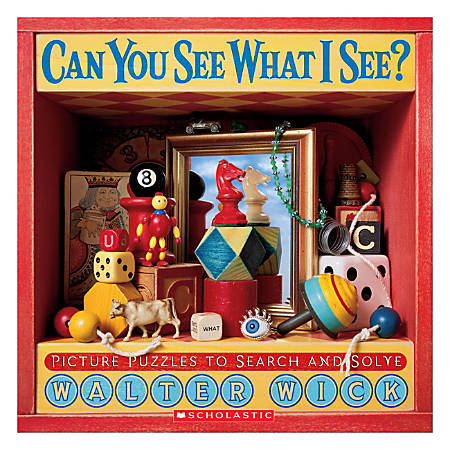 Scholastic Can You See What I See?