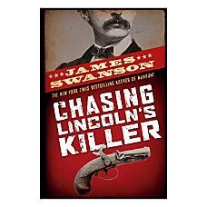 Scholastic Chasing Lincolns Killer The Search