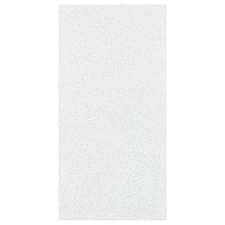 "Office Depot® Brand Flush-Cut Foam Pouches, 4"" x 8"", White, Case Of 500"