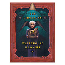 Scholastic The Dinosaurs Of Waterhouse Hawkins