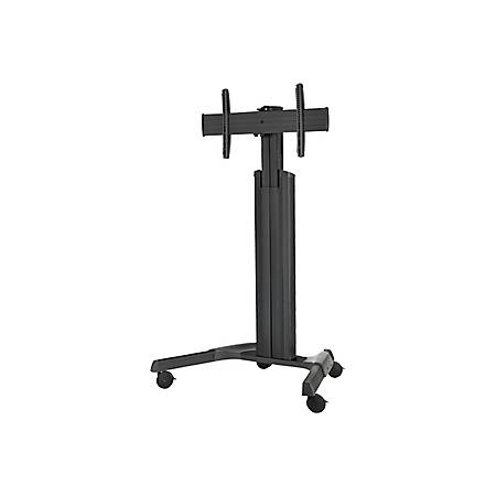 InFocus Mobile Cart Pro For Mondopad And BigTouch Monitors, Black