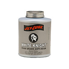 1 LB WHITE KNIGHT FOODGRADE ANTI