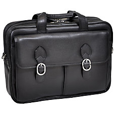 McKleinUSA Hyde Park 15735C Double Compartment