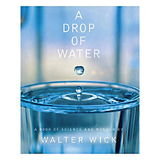 Scholastic A Drop Of Water