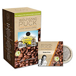 Wolfgang Puck Rodeo Drive Blend Single