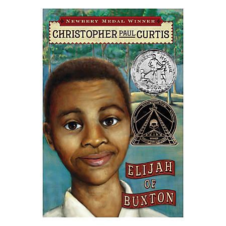 Scholastic Elijah Of Buxton
