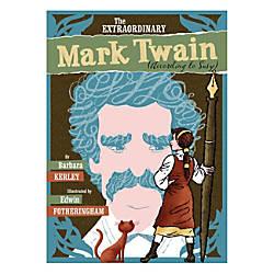Scholastic Extraordinary Mark Twain According To