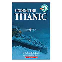 Scholastic Readers Level 4 Finding The