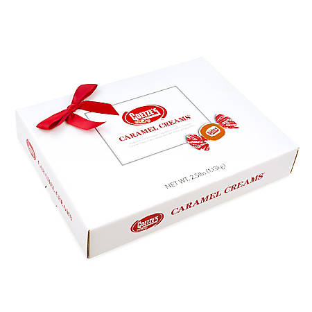 Goetze's Caramel Creams, Original, 2.5 Lb Box
