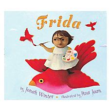 Scholastic Frida