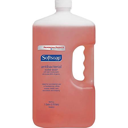 Softsoap® Antibacterial Liquid Soap, 1 Gallon