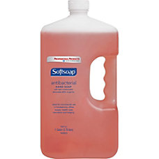 Softsoap Antibacterial Liquid Soap 1 Gallon