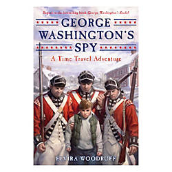 Scholastic George Washingtons Spy
