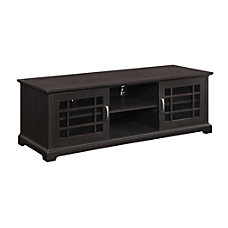 Whalen Calistoga TV Entertainment Console Black