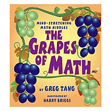 Scholastic The Grapes Of Math