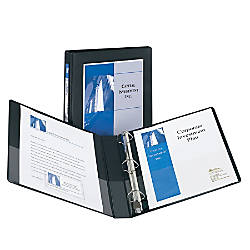 Avery Frame View Heavy Duty Binders