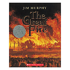 Scholastic The Great Fire