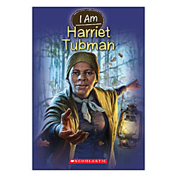 Scholastic Harriet Tubman