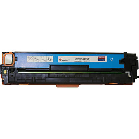 SKILCRAFT Remanufactured Toner Cartridge - Alternative for HP 304A (CC531A) - Cyan - TAA Compliant - Laser - 2800 Pages - 1 Each