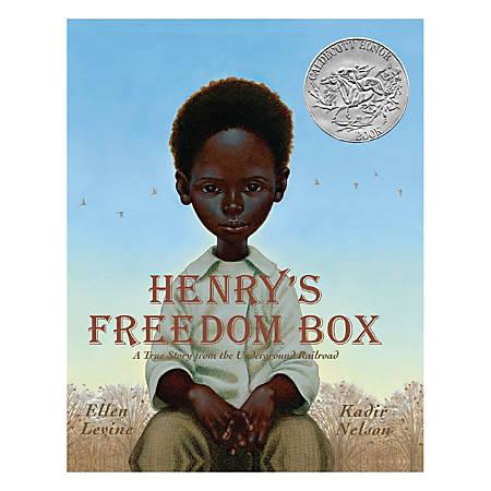 Scholastic Henry's Freedom Box