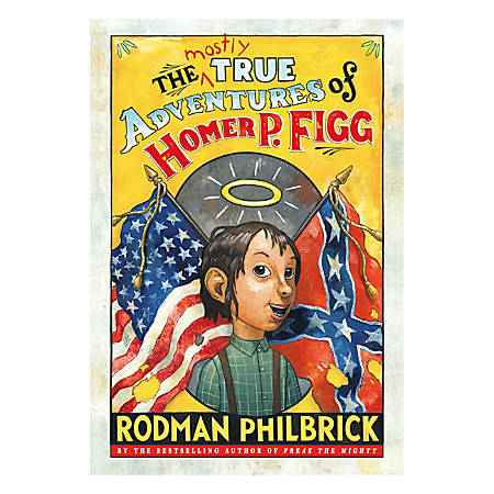 Scholastic The Mostly True Adventures Of Homer P. Figg
