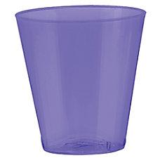 Amscan Plastic Shot Glasses 2 Oz