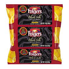 Folgers Black Silk Coffee Filter Packs