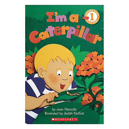 Scholastic Readers: Level 1 I'm A Caterpillar