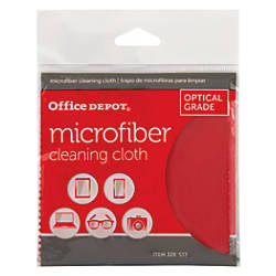 Office Depot Brand Microfiber Cleaning Cloth