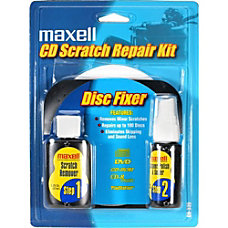 Maxell CDCD ROM Scratch Repair Kit